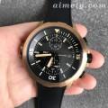 """V6厂万国海洋时计""""达尔文探险之旅""""特别版计时复刻手表"""