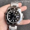 ZZ厂V2S版劳力士黑水鬼一比一复刻手表 细节到位