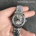 GS厂劳力士日志型28毫米女款钻圈复刻手表