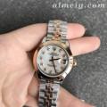 GS厂劳力士日志型28毫米一比一女款高仿手表