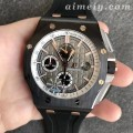 JF厂爱彼AP皇家橡树离岸型系列26415CE.OO.A002CA.01陶瓷圈间金款复刻手表