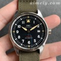 MKS厂万国飞行员系列喷火战机复刻手表
