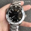 VS厂最强欧米茄海洋宇宙GMT两地时复刻手表 熊猫太极圈