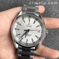 VS厂欧米茄海马系列里约奥运会纪念款白面复刻手表