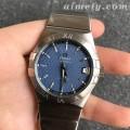 VS厂最强欧米茄星座系列38毫米123.10.38.21.03.001男款菱形纹盘高仿手表