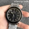 VS厂欧米茄海马系列《007幽灵党》限量款复刻手表  表盘升级磨砂颗粒面