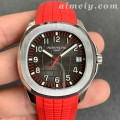 ZF厂百达翡丽AQUANAUT手雷系列新加坡限定款复刻手表
