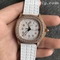 PPF厂百达翡丽AQUANAUT系列自动机械女士复刻手表