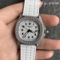 PPF厂百达翡丽AQUANAUT系列自动机械女士高仿手表