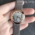 V6厂卡地亚白气球女士高仿手表