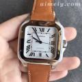 V6厂卡地亚山度士WSSA0009复刻手表