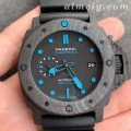 VS厂沛纳海PAM1616碳纤维壳男士复刻手表