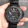 VS厂沛纳海PAM979碳纤维壳一比一复刻手表