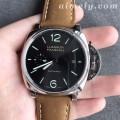 VS厂沛纳海PAM904钛灰面42毫米复刻手表