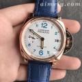 VS厂沛纳海PAM756限量款复刻手表 最小直径38毫米 女生也可佩戴