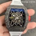 ZF厂最新V3版理查德米勒RM35-02碳纤维一比一复刻手表